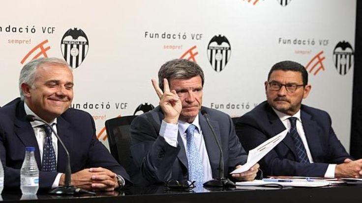 Fundación de valencia a favor de la venta del club a Peter Lim - http://notimundo.com.mx/deportes/fundacion-de-valencia-favor-de-la-venta-del-club-peter-lim/10771