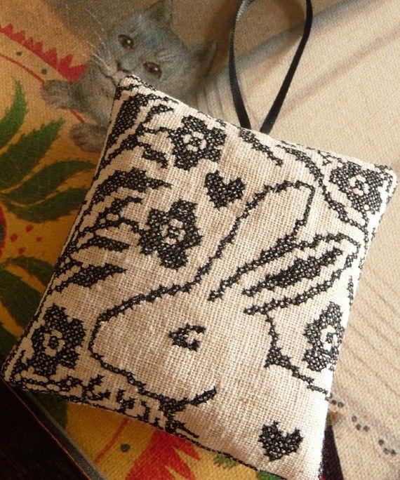 Cross stitch bunny!