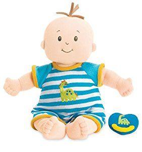 Manhattan Toy Baby Stella Boy Soft Nurturing First Baby Doll