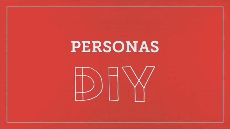 video DIY toolkit: Personas
