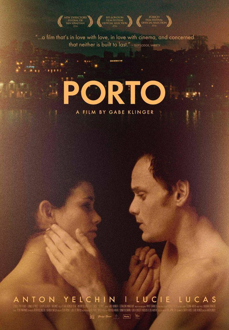 Porto - movie trailer -> https://teaser-trailer.com/movie/porto/ #Porto #PortoMovie #AntonYelchin #LucieLucas #GabeKlinger