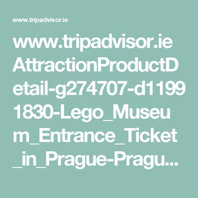 www.tripadvisor.ie AttractionProductDetail-g274707-d11991830-Lego_Museum_Entrance_Ticket_in_Prague-Prague_Bohemia.html
