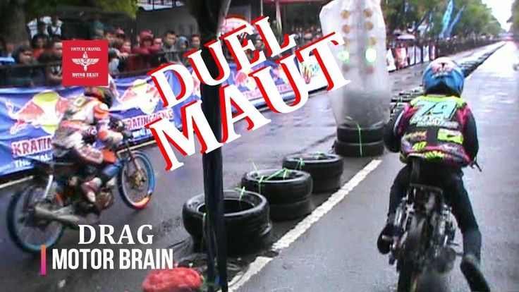 DUEL MAUT FIZR Team AJ SPEED BOTER VS KTM SPEED | VIDEO DRAG BIKE