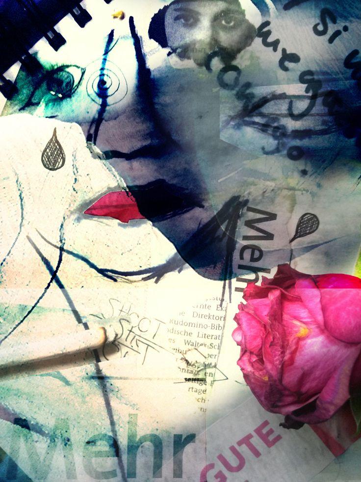 #Liebeskummer ,Collage