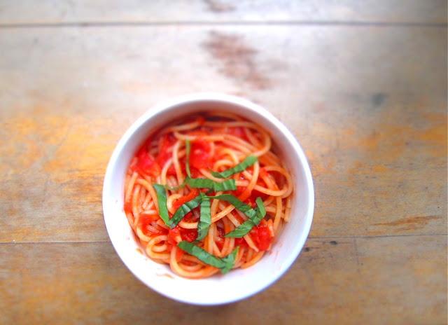 Milk & Mode: Naked Tomato Sauce | fried green tomatoes | Pinterest