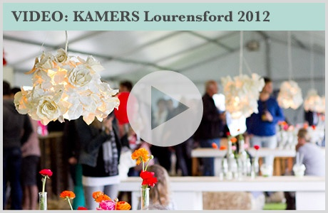 Experience a glimpse of KAMERS Lourensford 2012 in this video: http://www.youtube.com/watch?v=ksfGzPOYqkA. We celebrated a decade of women, their stories, dreams and growth through creativity, by providing a visual and creative feast of exceptional handmade and crafted products at the picturesque Lourensford Estate in Somerset West.