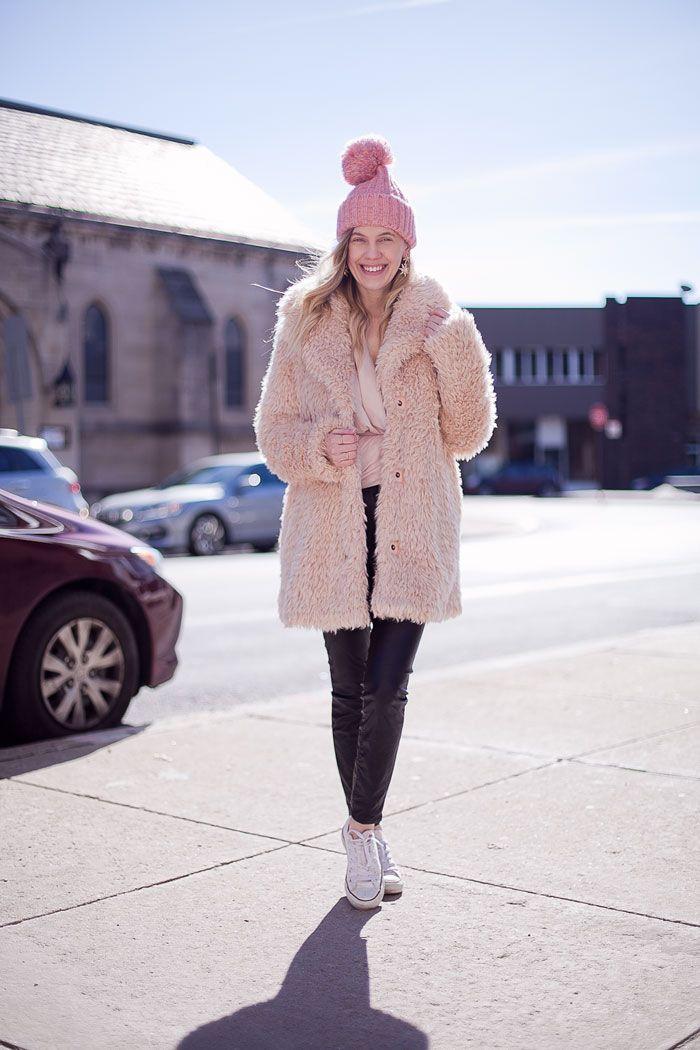 OUTFIT / Oversized Coat – cocorosa