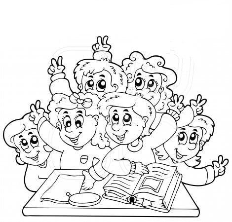 Ilköğretim Haftası Boyama