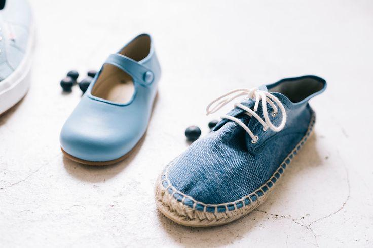 Colores, colores y más colores que nos animan en primavera, ¡pero uno de nuestros colores 'must have' es el azul!