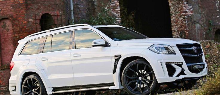 LARTE Design Mercedes-Benz GL-Class Black Crystal
