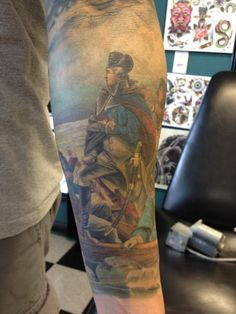 95 best images about tattoos i like on pinterest arm for American revolutionary war tattoos