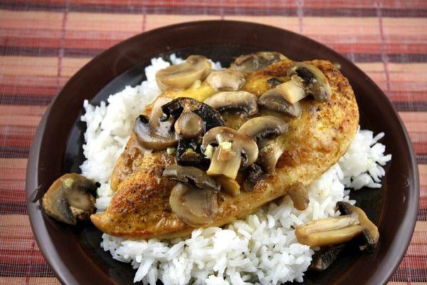 Amaretto Chicken Recipe