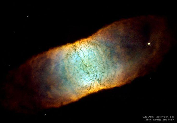 IC 4406: A Seemingly Square Nebula