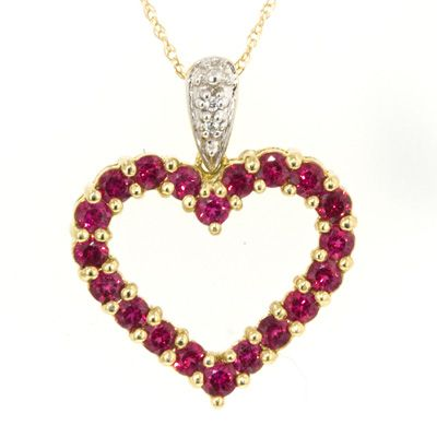 36 Best Jewelry Heart Neckless Images On Pinterest Heart