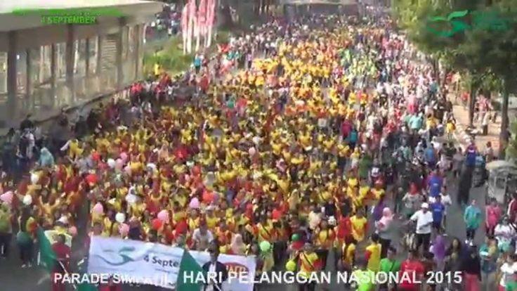 Parade HARI PELANGGAN NASIONAL 2015
