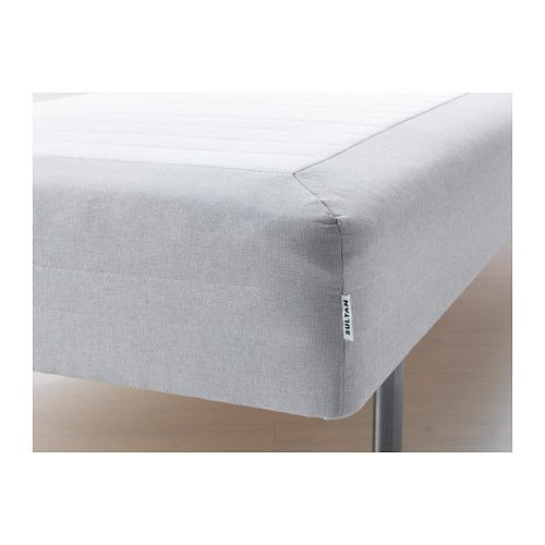SULTAN SINGÅS Rammemadrass IKEA Pocketfjærene former seg etter kroppen og gir god støtte til ryggraden.