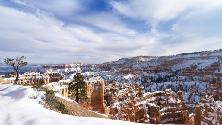 Picturesque National parks to visit in the wintertime | Fox News