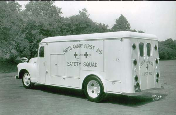 South Amboy First Aid Squad Rescue