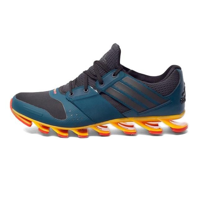 Original New Arrival Adidas Springblade Men's Running Shoes Sneakers #fitnessaccessories #sportsshoes #footwear #amalhantashfitness #adidasshoes #runningshoes #sneakers