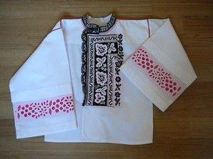 Košile chlapecká Svatobořice Mistřín 2