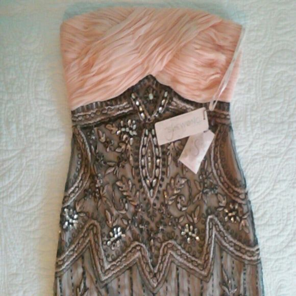Sue Wong Dresses - Sue Wong Strapless Dress