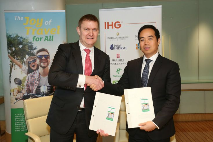 Denham, United Kingdom, 2017-Oct-24 — /Travel PR News/ —InterContinental Hotels Group®(IHG), one of the world's leading hotel companies, has signed