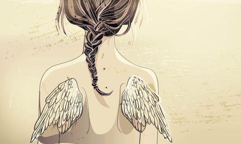 06 SIGNES QUI INDIQUENT QUE VOUS ETEZ UN ANGE TERRESTRE.......DOCUMENT.........