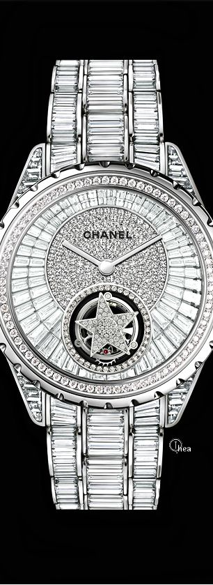 Chanel J12 Tourbillon Volant Comete