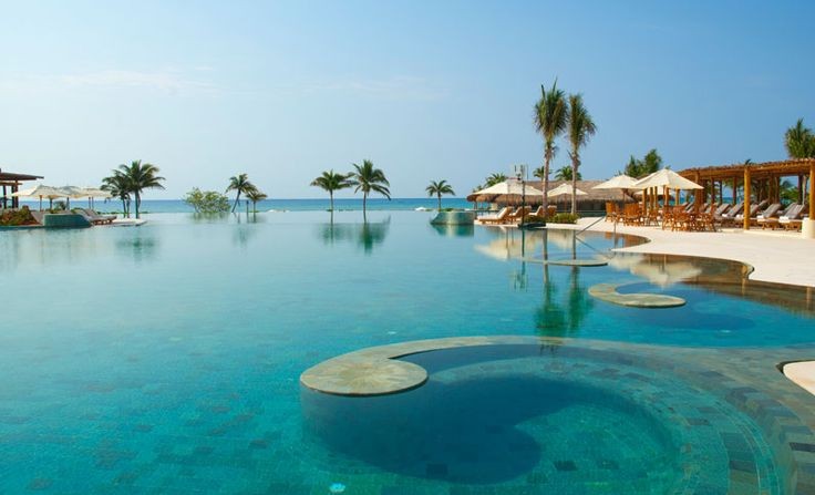 Ambassador King Suites Pool 2 - Grand Velas Riviera Maya