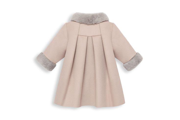 Wool and cashmere cloth coat - Newborn Dior