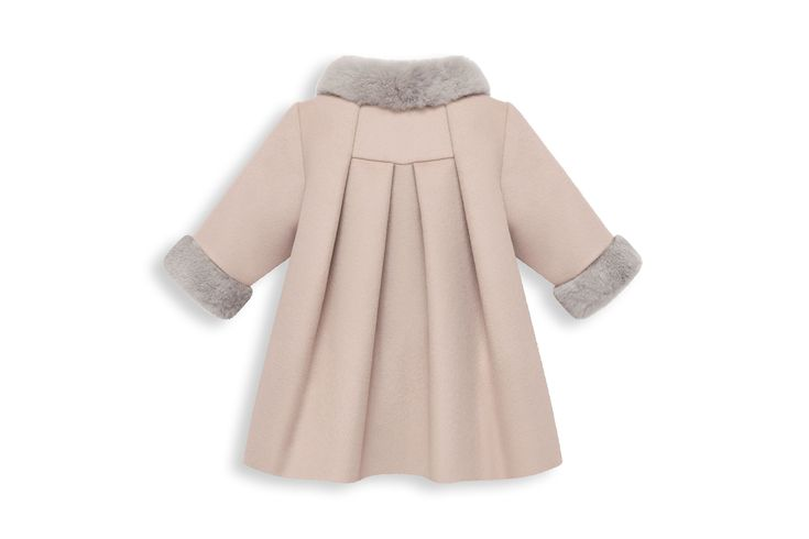Wool and cashmere cloth coat - Newborn Dior