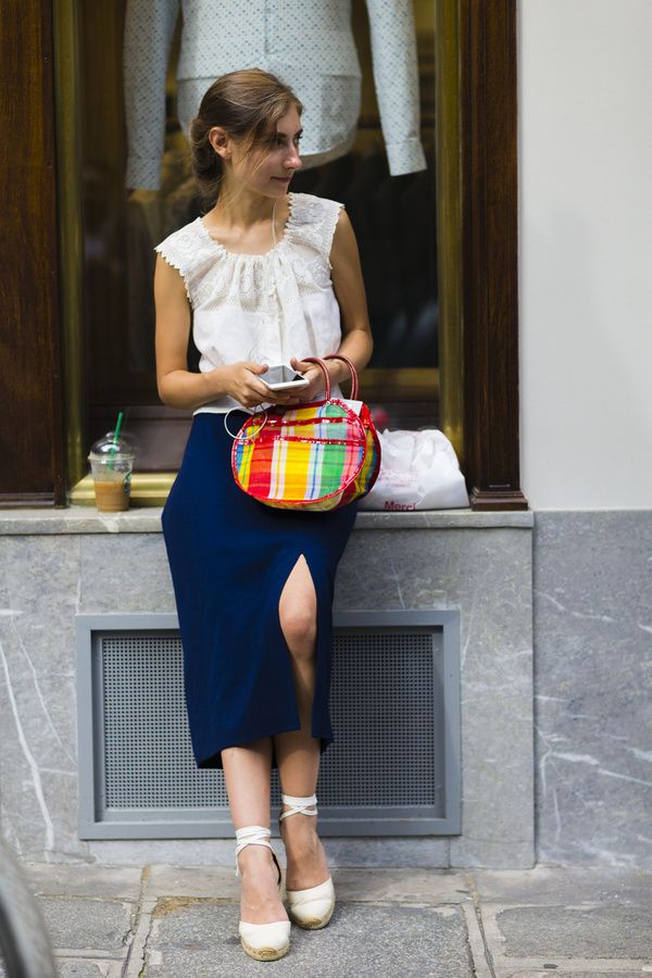The best street looks from Paris Fashion Week