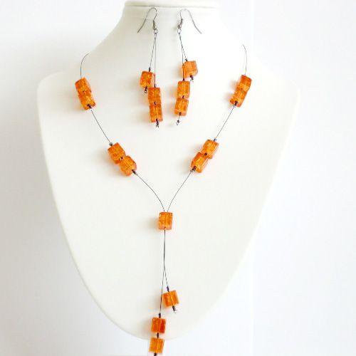 Oranžové divošky