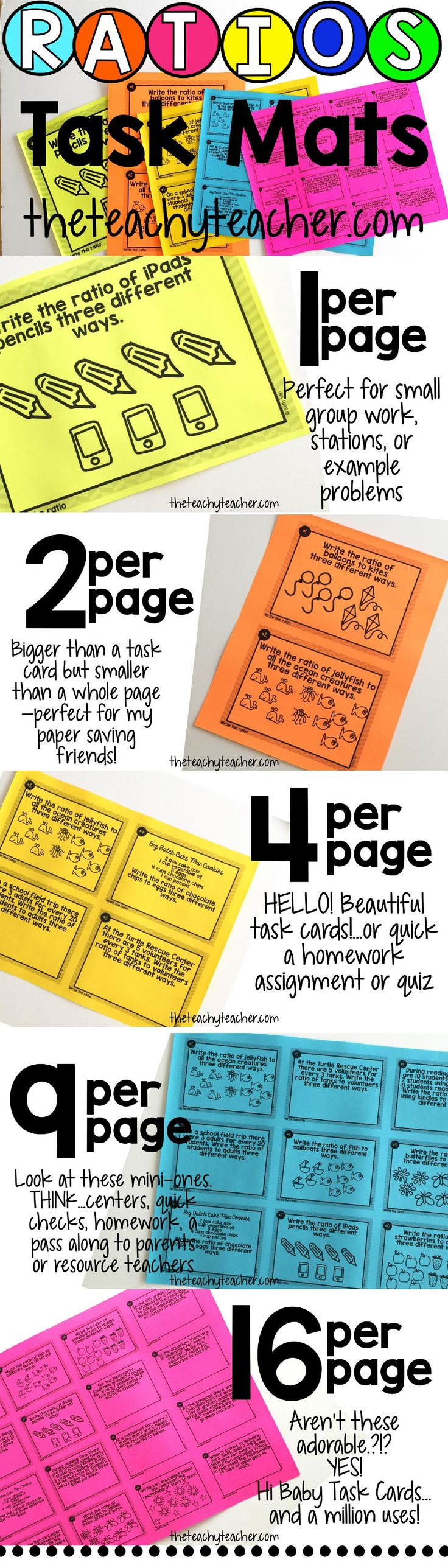 Best 100+ Ratio and proportion images on Pinterest | Math middle ...