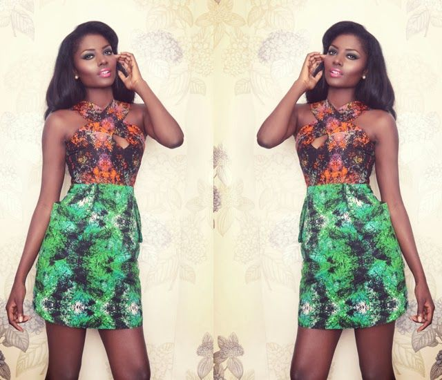Lookbook Sika Designs S S 2014 Collection Flora Fauna Ciaafrique Style Me Everything