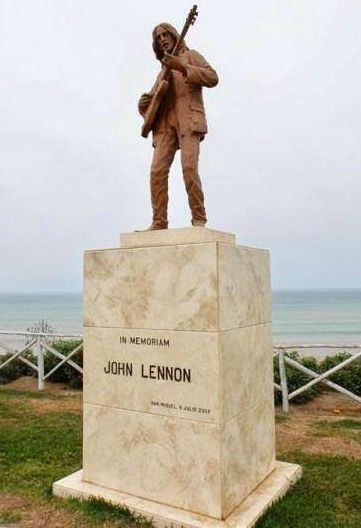 And Then Again In Lima, Peru.... John Lennon...