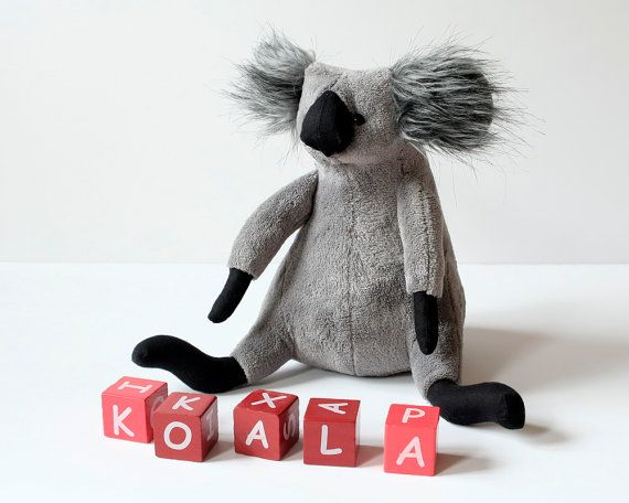Koala Native Australian Plushie Teddy Bear Cuddly Plush