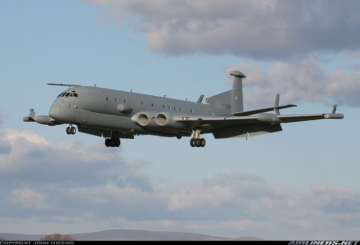 BAE Systems Nimrod MRA4 - UK - Air Force | Aviation Photo #1018154 | Airliners.net