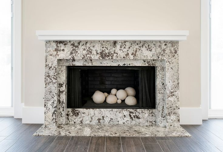 Fireplace Granite, Can You Tile Over Granite Fireplace Surround