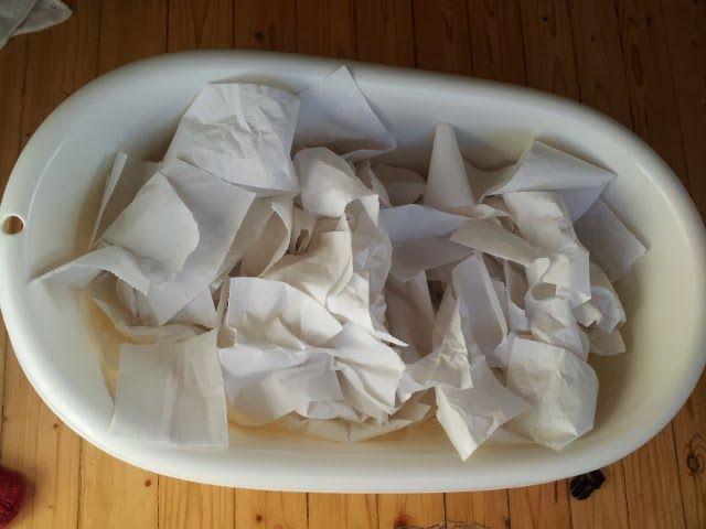 Unelmaloistoa: Kanaverkko-paperimassa  työ