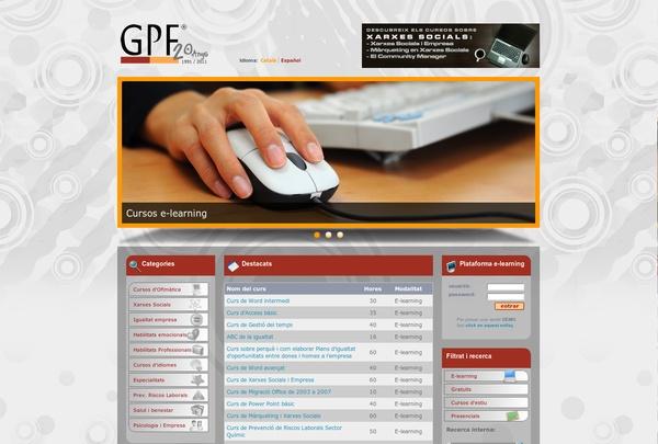 http://cursos.gpf.cat - catàleg de cursos