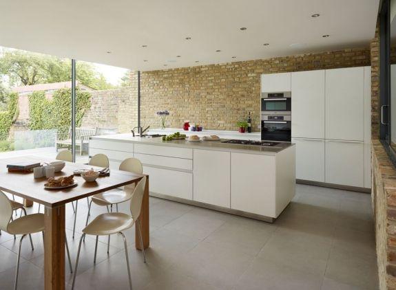 Minimal urban living, bulthaup kitchen by Kitchen Architecture