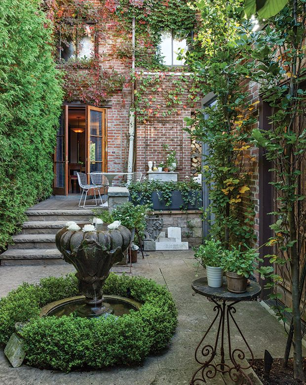 12 Secret Gardens Hiding In City Spaces | House & Home