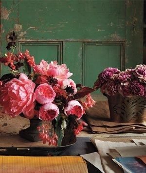 How to Make a One-Color Arrangement
