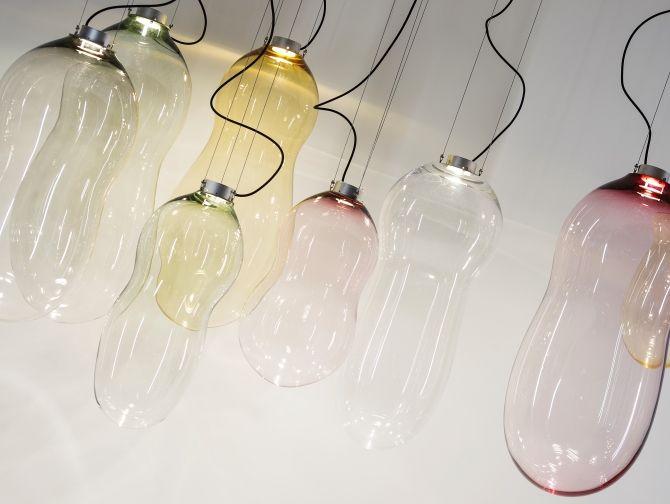 Big Bubble Alex de Witte / lamp / design / decoration / interior /
