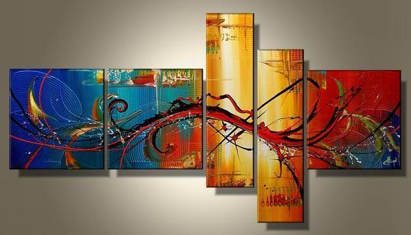 Peinture acrylique peinture pinterest toile for Peinture acrylique