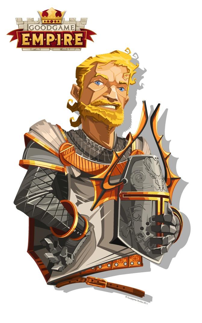 Goodgame Empire - Posing