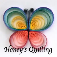 So many interesting quilling projects and tutorials!