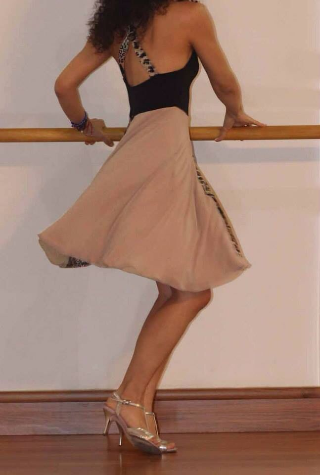 YD Tango dress