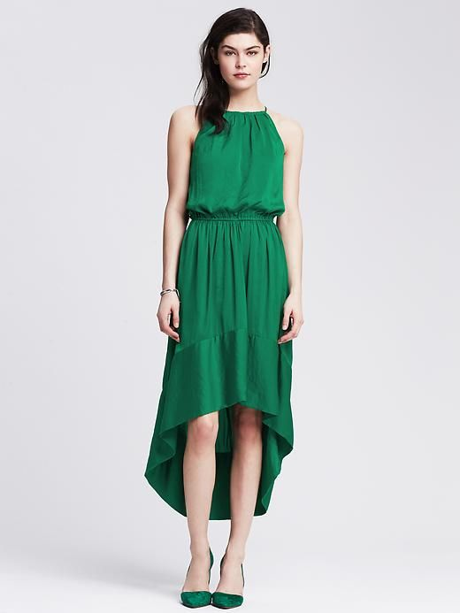Dress For Sara S Wedding Banana Republic Colorblock Patio In Emerald My Dream Style Pinterest Dresses Green And Color Blocking